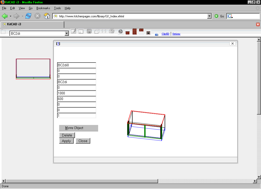 Kitcad developers blog blog archive kitcad i3 foei for 3d object editor
